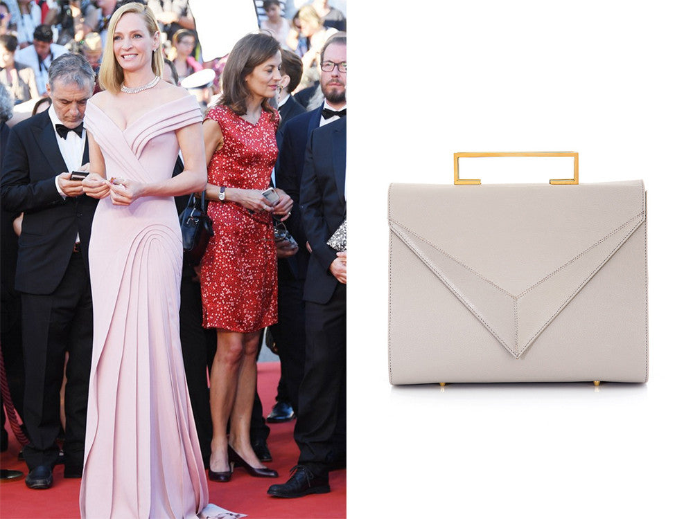 Best Dressed looks on the red carpet at the Cannes Film Festival, eveningwear clutches, clutches worn by celebrities, designer clutches