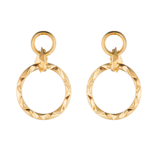 Prizm Drop Earrings - Earrings