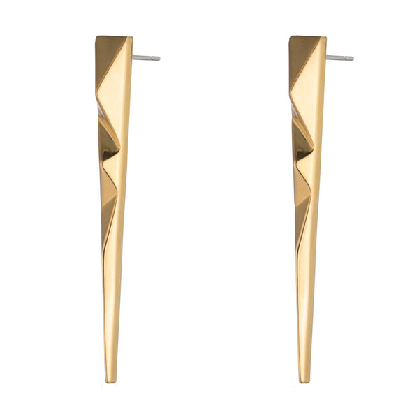 Prizm Spike Earrings - Earrings