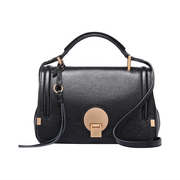Limited Edition Leather Aphrodite Top Handle Bag - Shoulder Bags