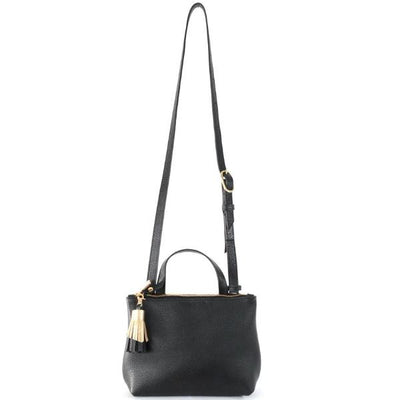 Coco Crossbody- Black - Shoulder Bags