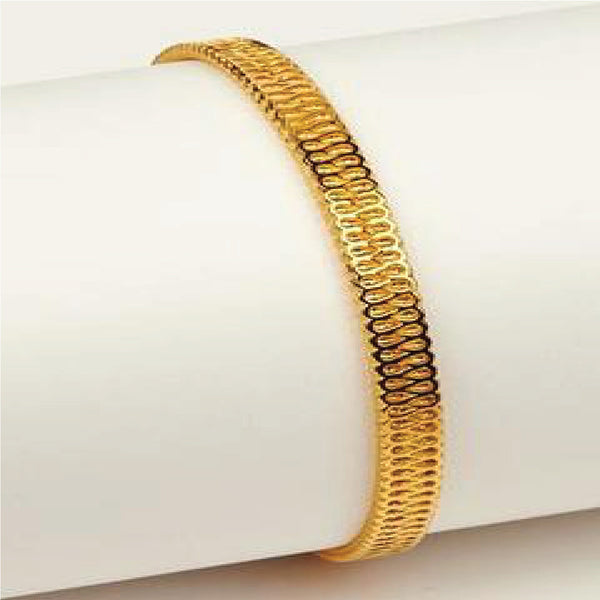 Narrow Collar Bangle