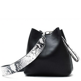 Leather Britomartis Bucket Bag - Totes