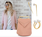 Backpack Pink - Shoulder Bags
