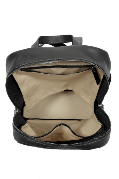 Leather Backpack - Backpacks