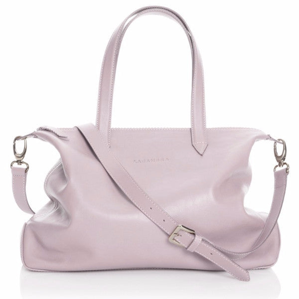 Everyday Leather Handbag - Shoulder Bags