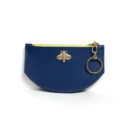 Bee Wallet in Royal - Bag Charms & Accessories