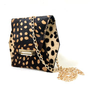 Hex Crossbody in Spotted - Shoulder Bags