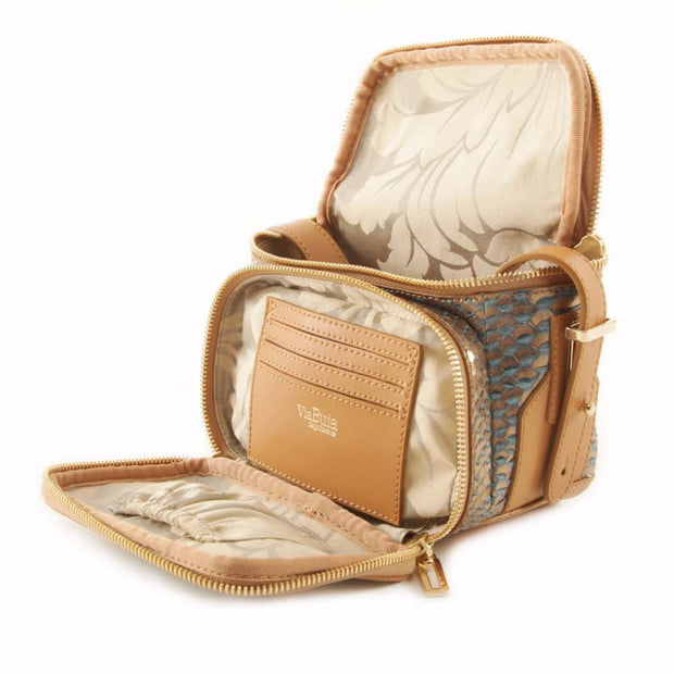Pastina Leather Camera Bag - Shoulder Bags