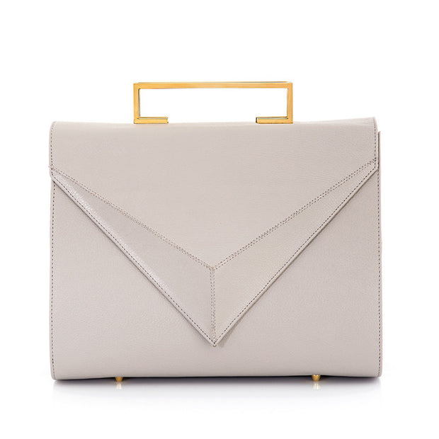 Nova Leather Bag - Clutches