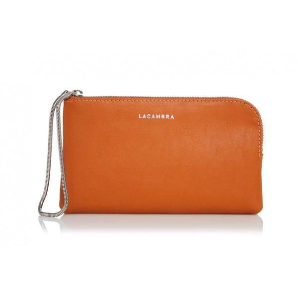 Leather Wristlet Purse - Wristlets/Belt Bags