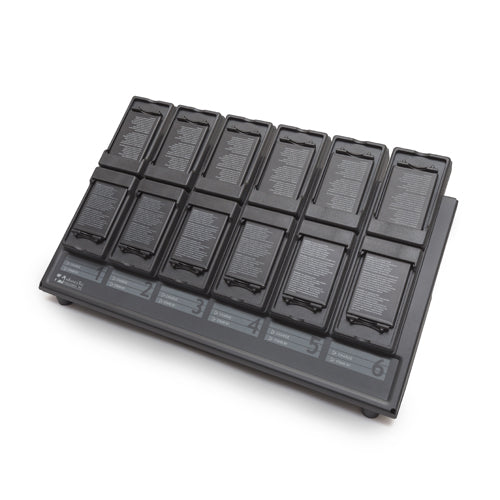 12-Bay Battery Charger (DuraTR) - Accessory Solutions