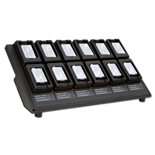 12-Bay Charger (DuraXTP, DuraXV, DuraXA) - Accessory Solutions