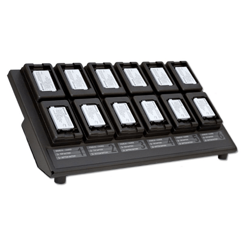 12-Bay Charger (DuraPlus)