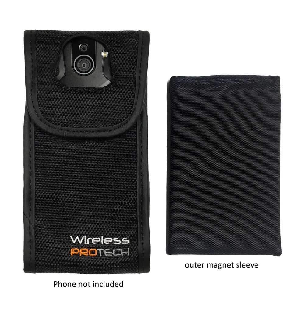 Ballistic Nylon Body Cam Case with Magnet Sleeve DuraForce PRO 2 - Accessory Solutions