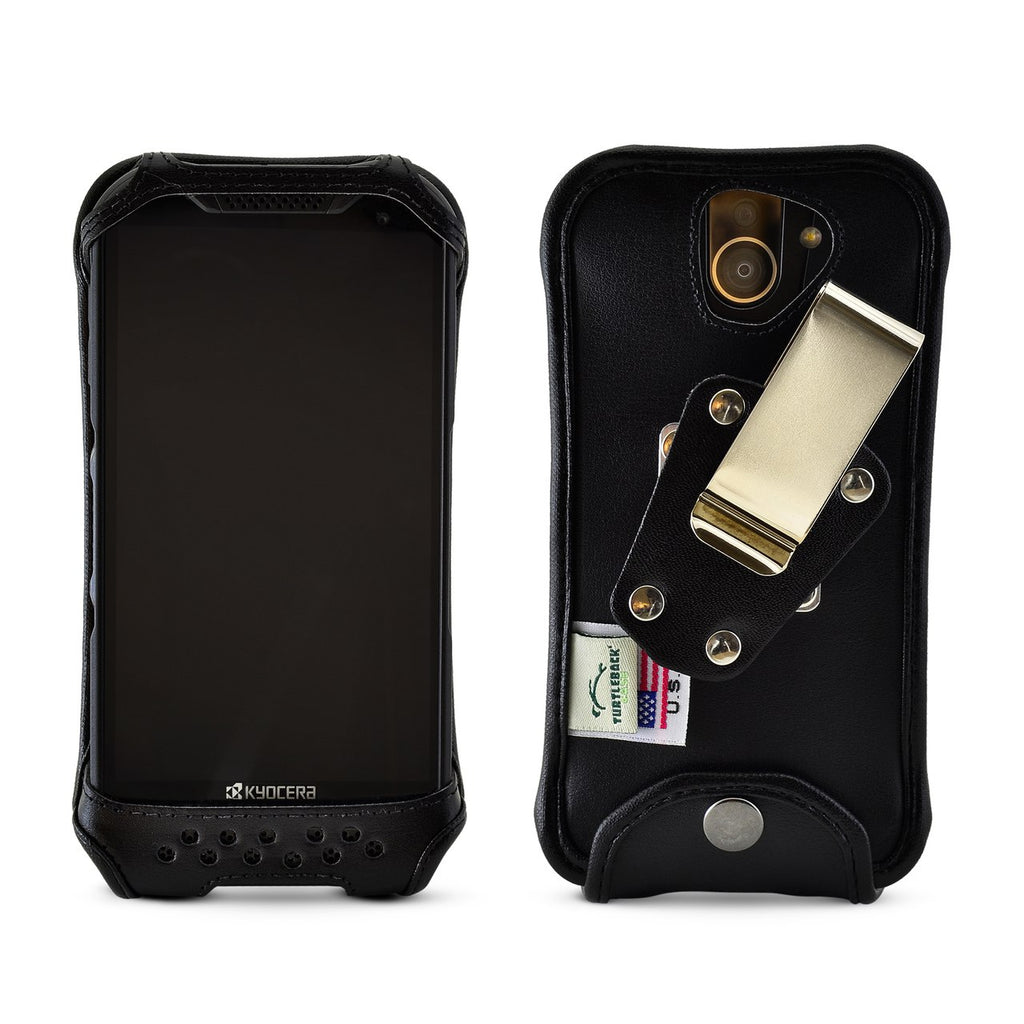 Leather Case (DuraForce PRO 2) - Accessory Solutions
