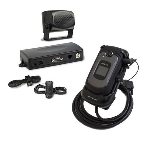 Hands Free Car Kit (DuraXE) - Accessory Solutions