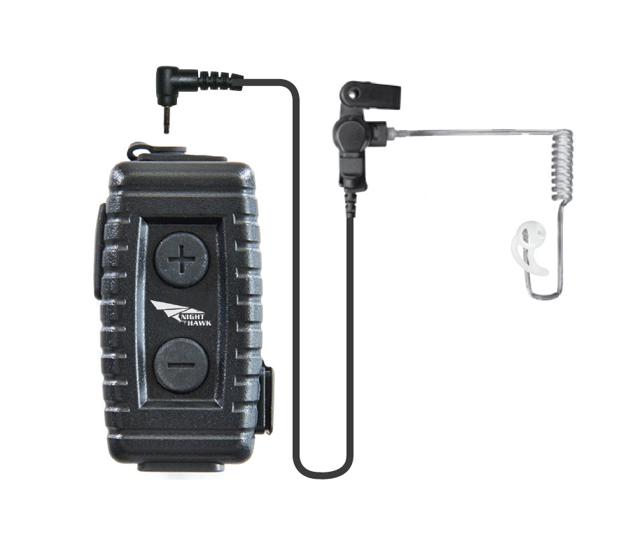 Nighthawk Bluetooth Body-Worn Microphone - Accessory Solutions