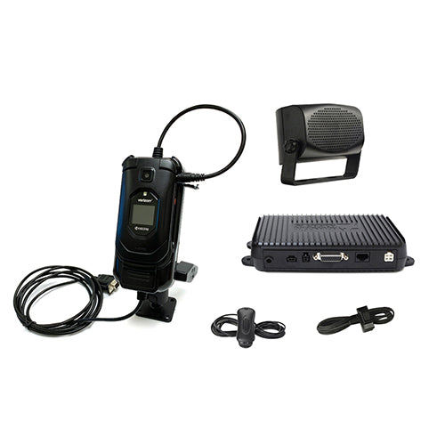 Hands Free Car Kit (DuraXV Extreme) - Accessory Solutions