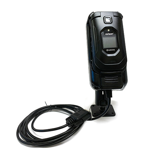 Slim Travel Car /& Wall Charging Kit Works with Kyocera DuraXV Extreme Includes USB Type-C Cable! 1.2A5.5W