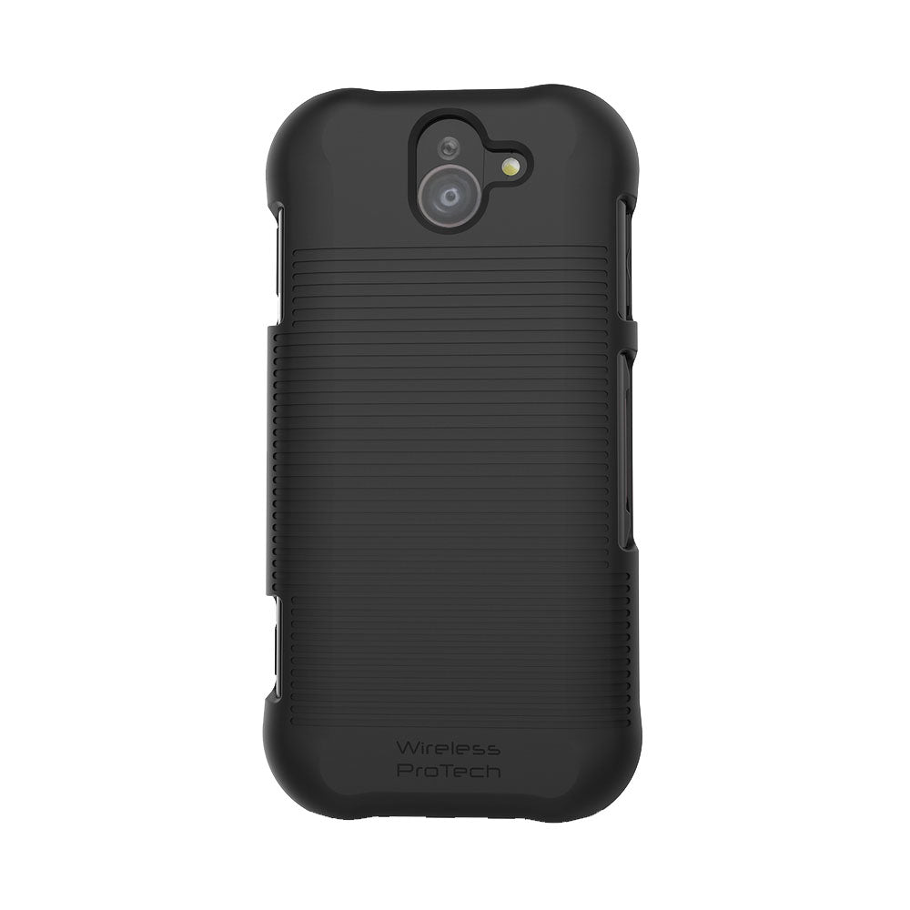 DuraForce PRO 2 Hard Rubberized Shell Cover Case - Accessory Solutions