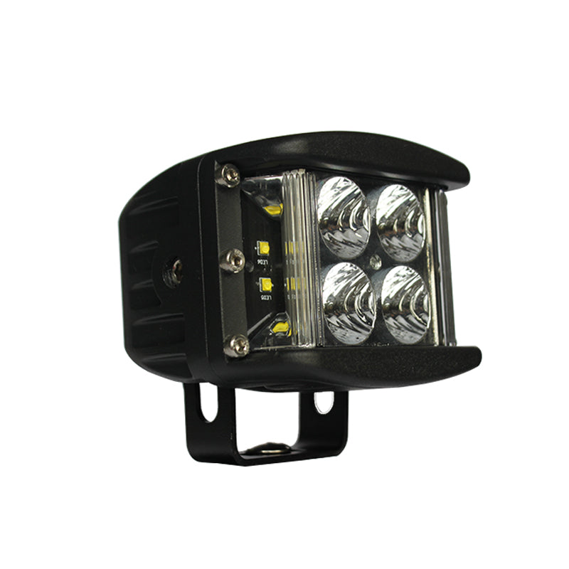 Performance LED Lighting Side Shooter Cube 40 W