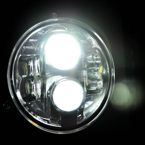 "Sealed Beam Headlight | 7"" Round"