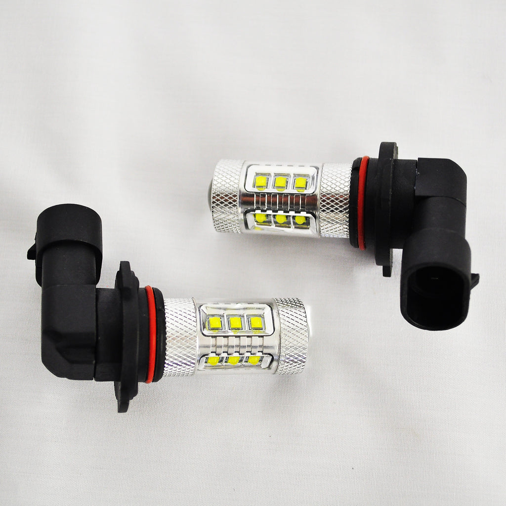 Performance LED Lighting Fog Light Bulbs 9006 80 W
