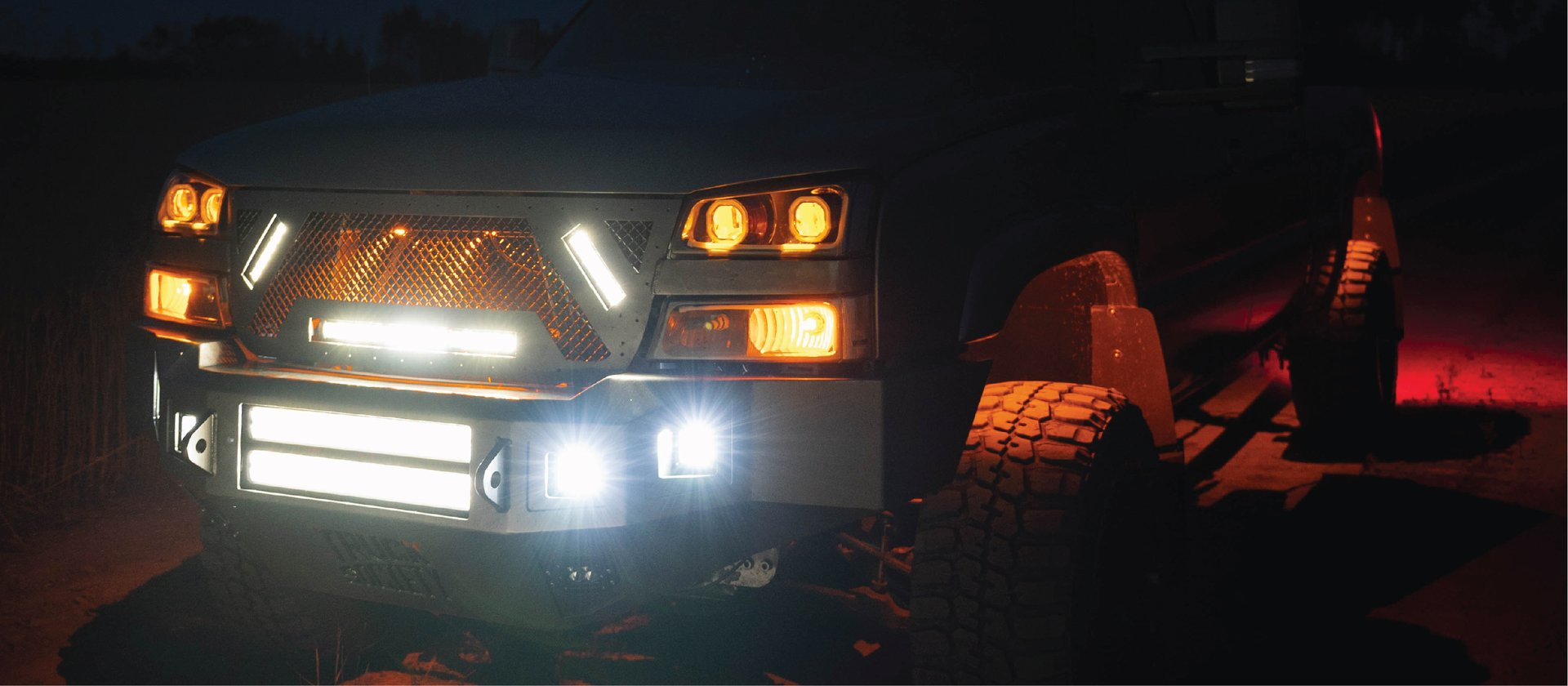 XR5 HEADLIGHTS