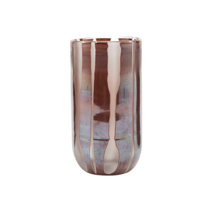 Vase, Bai, Brown
