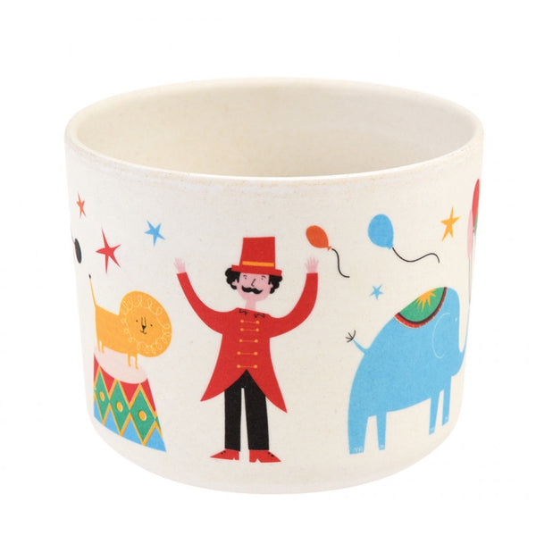 Big Top Bamboo Circus Cup with Handle