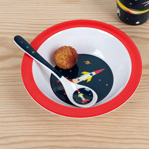 Space Age Melamine Spoon