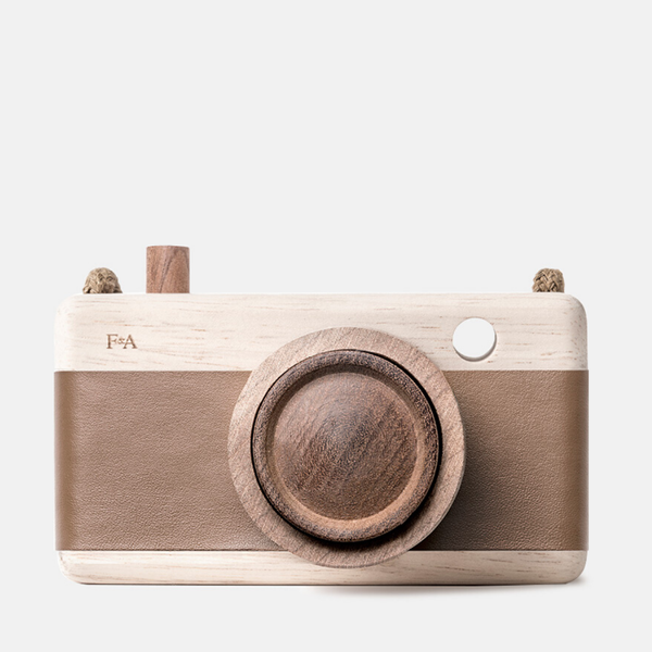Wooden Camera - Brown