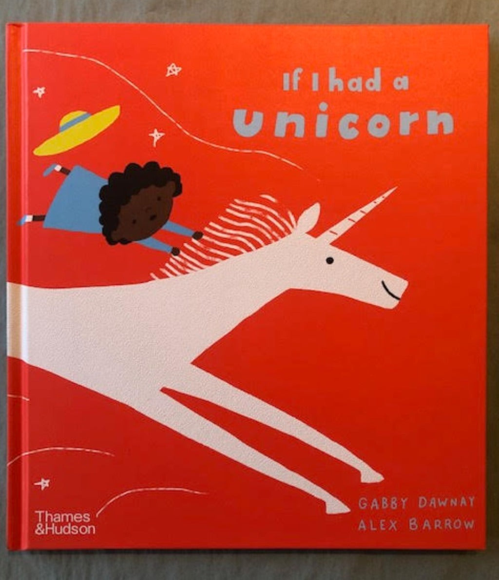If I Had A Unicorn Book