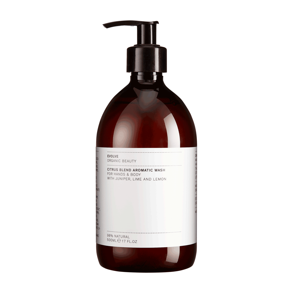 Citrus Blend Aromatic Body Wash - 500ml