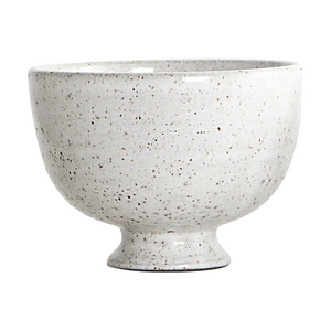 Grey Bowl by Hand