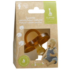Sophie La Girafe Natural Rubber Pacifier