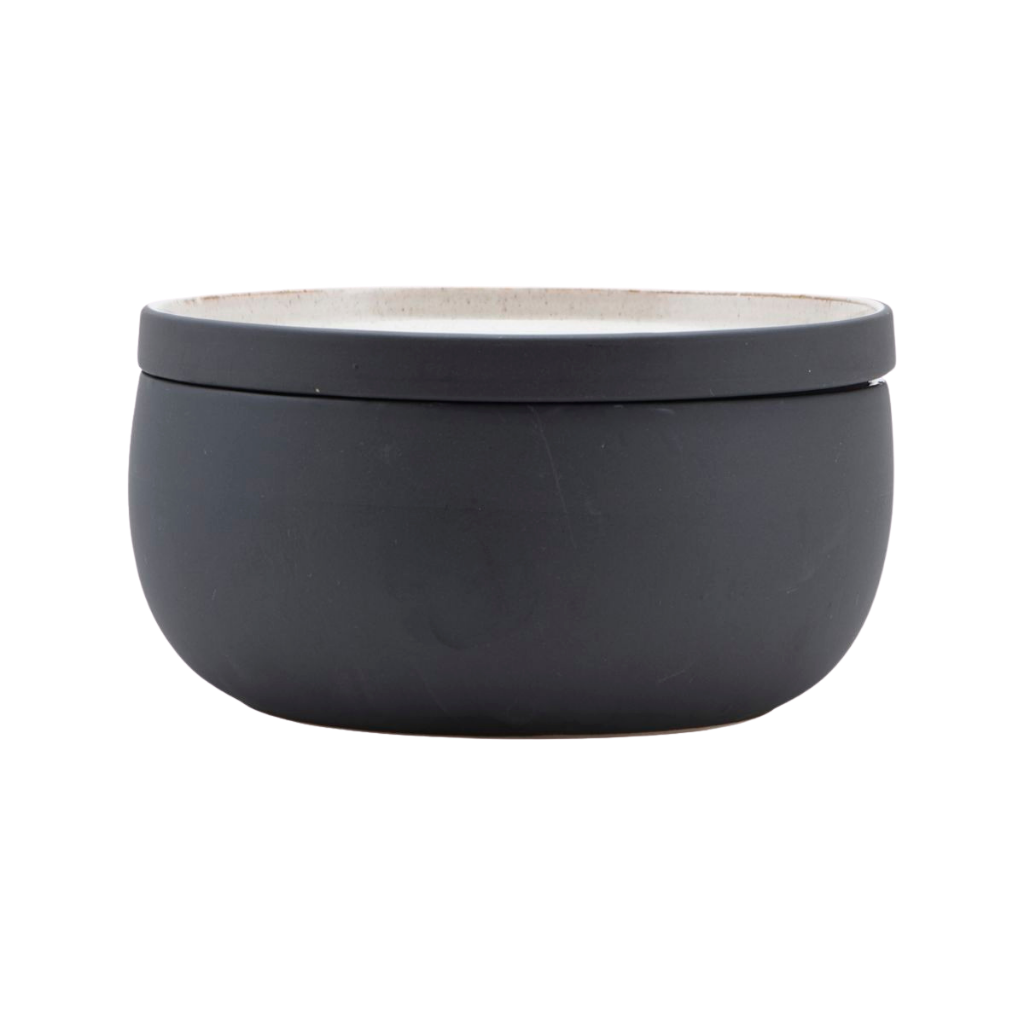 Medium Ceramic Storage Bowl with Lid