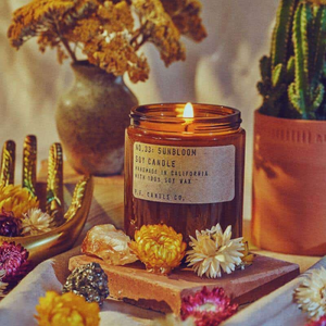 No.33 Sunbloom Soy Candle