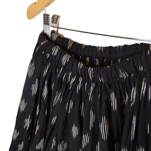 Ikat Snow Skirt