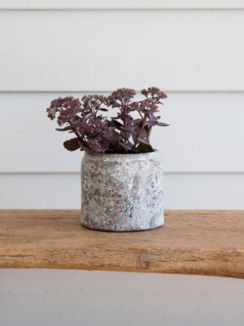 Crafted Ceramic Pot - Small