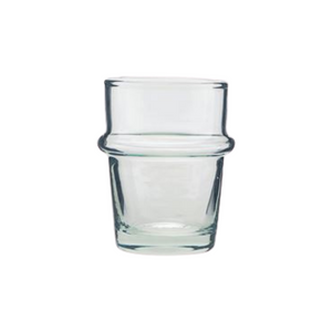 "Small Clear ""Tea"" Glass"