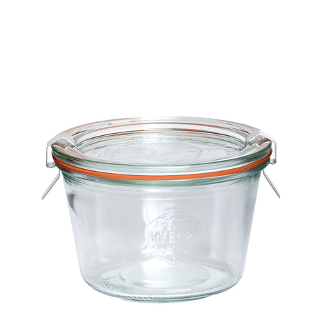 Weck Storage Jar Medium