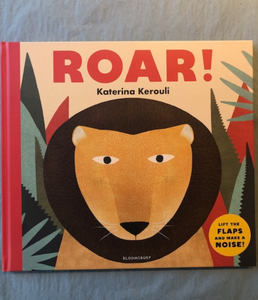 Roar! A Book Of Animal Sounds