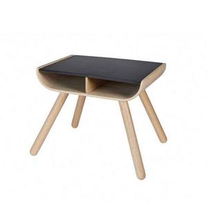 Wooden Chalk Board Table & Chair
