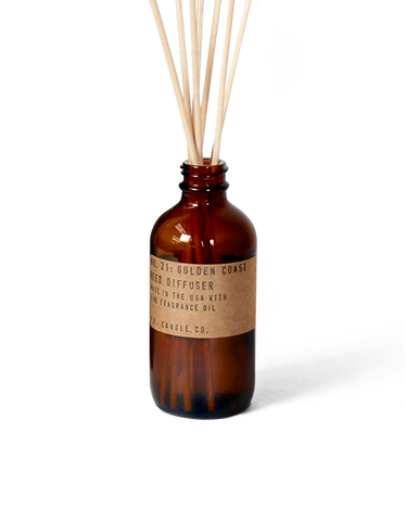 Reed Diffuser - No.21 Golden Coast