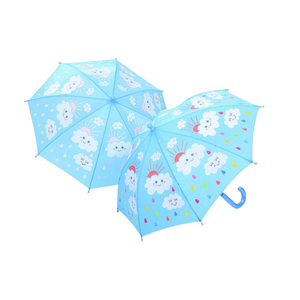Children's Colour Changing Cloud Umbrella