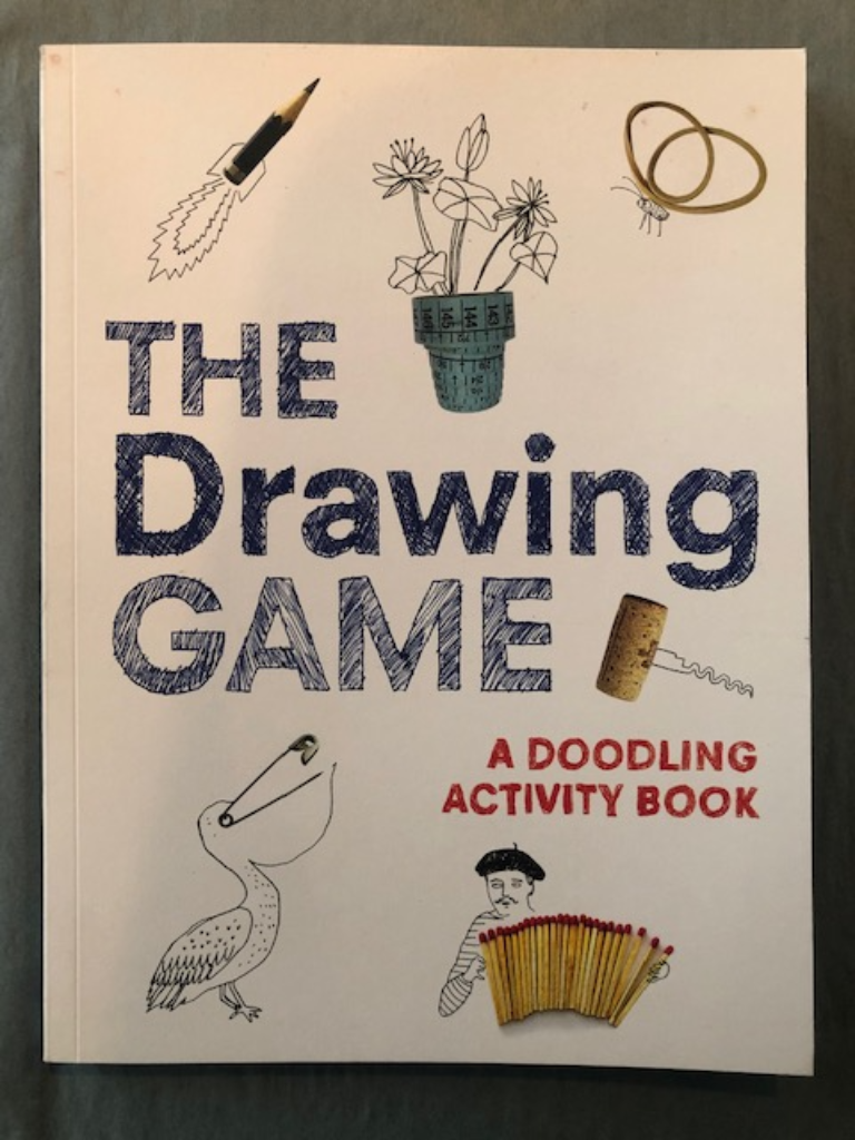 The Drawing Game Book