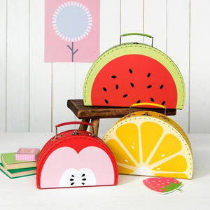Fun Fruity Cases - Set of Three