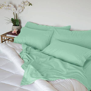 1800 Sleep Oasis Sheet Sets - Get Groovy Deals Texas
